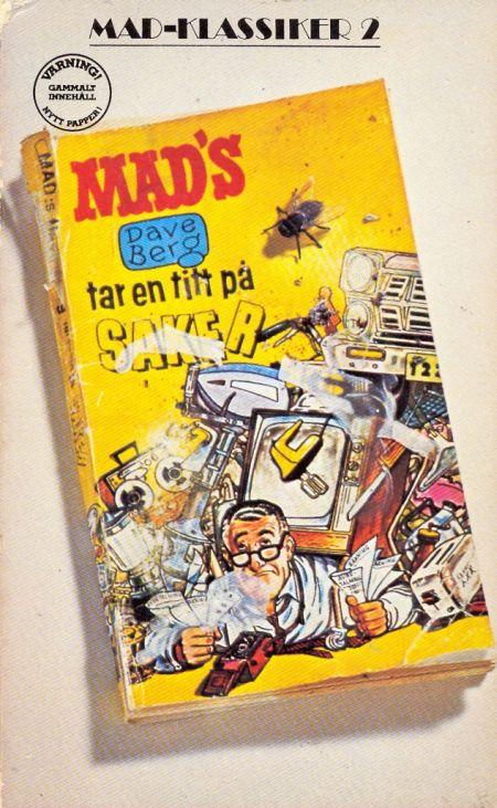 MAD Klassiker #2: Dave Berg tar en titt på saker • Sweden
