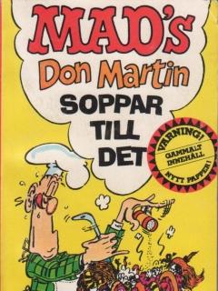 Go to Don Martin soppar till det 2:a upplagan #24 • Sweden
