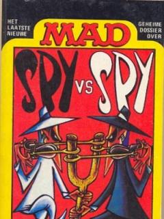 Het laatste nieuwe geheime dossier over Spy vs Spy #1
