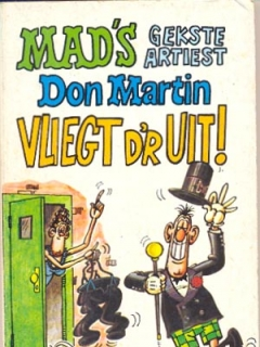 Go to Don Martin vliegt dr uit #2 • Netherlands • 1st Edition