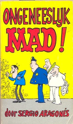 Ongeneeslijk MAD! #4 • Netherlands • 1st Edition