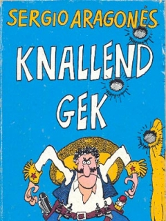 Go to Knallend gek #8 • Netherlands • 1st Edition