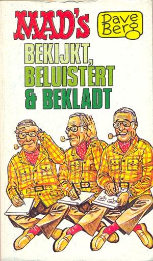 Bekijkt, Beluistert & Bekladt #9 • Netherlands • 1st Edition