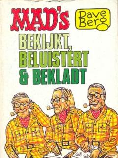 Go to Bekijkt, Beluistert & Bekladt #9 • Netherlands • 1st Edition