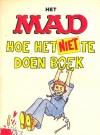 Het MAD hoe het niet doen boek #12