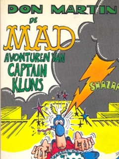 Go to De MAD avonturen van captain kluns #17 • Netherlands • 1st Edition