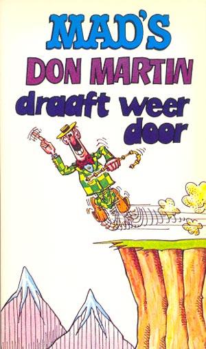 Don Martin draaft weer door #19 • Netherlands • 1st Edition