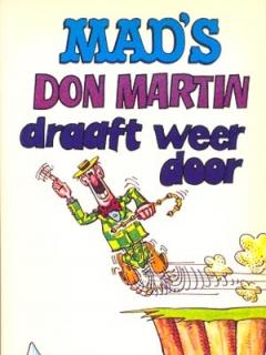 Go to Don Martin draaft weer door #19 • Netherlands • 1st Edition