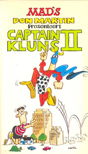 Captain Kluns 2 #20 • Netherlands • 1st Edition