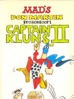 Go to Captain Kluns 2 #20 • Netherlands • 1st Edition