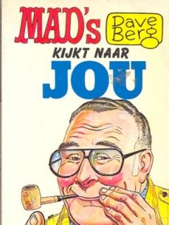 Go to MADs Dave Berg kijkt naar jou #21 • Netherlands • 1st Edition
