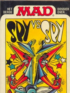 Go to Het derde MAD dossier oder Spy vs Spy #25 • Netherlands • 1st Edition
