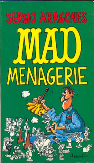 MAD Menagerie #26 • Netherlands • 1st Edition