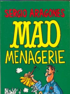 Go to MAD Menagerie #26