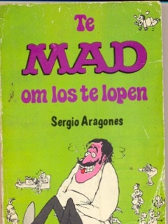 Go to Te MAD om los te lopen • Netherlands • 1st Edition