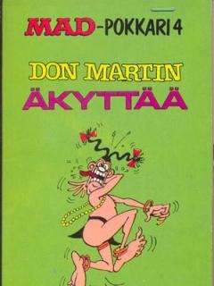 Don Martin Äkyttää #4