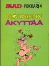 Thumbnail of Don Martin Äkyttää #4