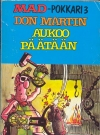 Thumbnail of Don Martin Aukoo Päätään #3
