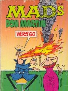 Go to MADs Don Martin vaers go #3