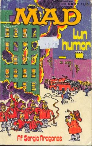 Lun humor #6 • Denmark • 2nd Edition - Semic