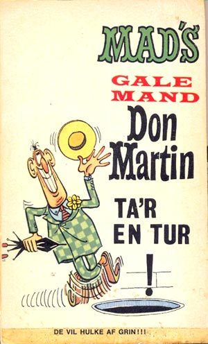 MAD Paperbacks • Denmark • 1st Edition - Williams