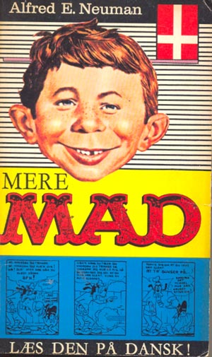 Mere MAD • Denmark • 1st Edition - Williams