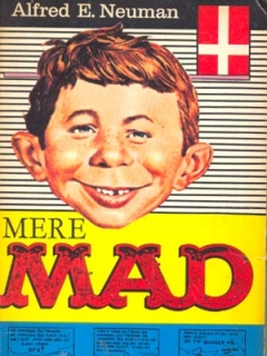 Go to Mere MAD • Denmark • 1st Edition - Williams