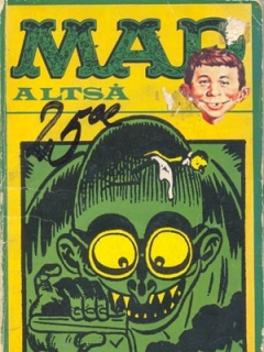 MAD Altsa • Denmark • 1st Edition - Williams