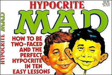 Hypocrite MAD • Australia