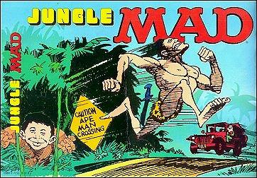 Jungle MAD • Australia