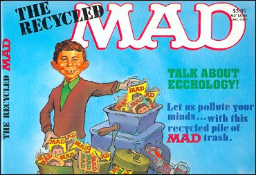 The recycled MAD • Australia