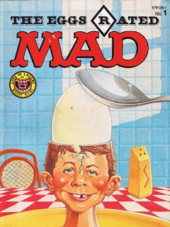 Go to The eggs rated MAD #1 • Australia