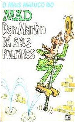 Don Martin da seus pulinhos • Brasil • 2nd Edition - Record