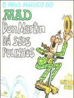 Go to Don Martin da seus pulinhos
