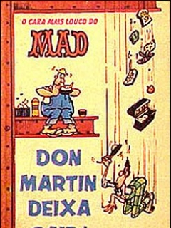 Don Martin deixa cair! • Brasil • 1st Edition - Veechi