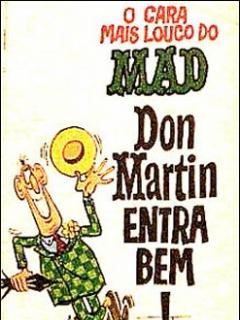 Go to O Cara Mais Luoco Do Don Martin Entra Bem!  #4 • Brasil • 1st Edition - Veechi
