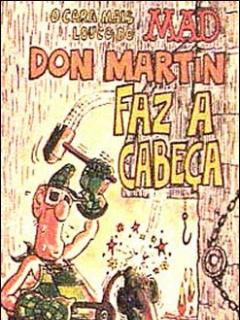 Go to Don Martin Faz a Cabeça  #16 • Brasil • 1st Edition - Veechi