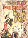 Don Martin Faz a Cabeça  #16