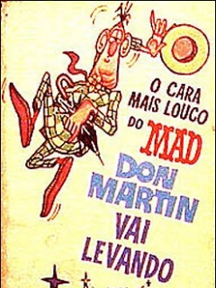 Go to Don Martin vai levando