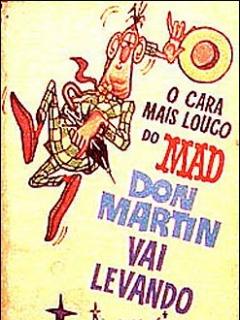 Go to Don Martin vai levando • Brasil • 1st Edition - Veechi