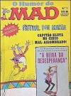 Image of O humor do MAD Paperbacks #1
