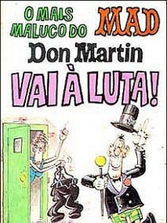 Don Martin vai a luta • Brasil • 2nd Edition - Record