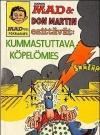 Thumbnail of Don Martin esittävät: Kummastuttava Köpelömies #5