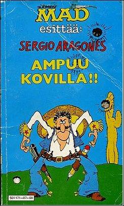 Ampuu Kovilla!! #8 • Finland • 1st Edition - Suomalainen