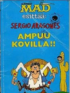 Go to Ampuu Kovilla!! #8 • Finland • 1st Edition - Suomalainen
