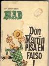 Thumbnail of Los Artistas de MAD: Don Martin pisa en falso! #3