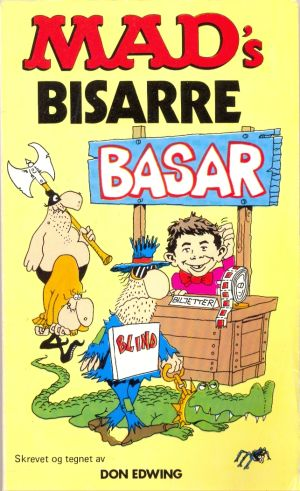 Mad's bisarre basar #9 • Norway • 2nd Edition - Semic