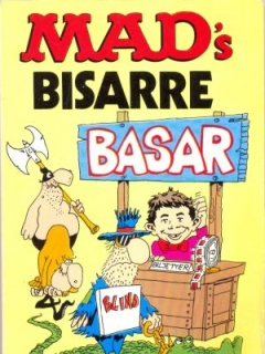 Go to Mad's bisarre basar #9 • Norway • 2nd Edition - Semic