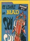 Os espios do MAD Spy vs. Spy Dossie No1 #5