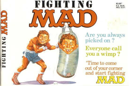 Fighting MAD • Australia
